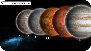 All Planet Sounds From Space (In our Solar System) 2018