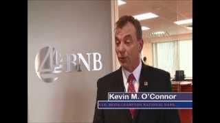 Cablevision's Neighborhood Journal talks to Bridgehampton National Bank (BNB)