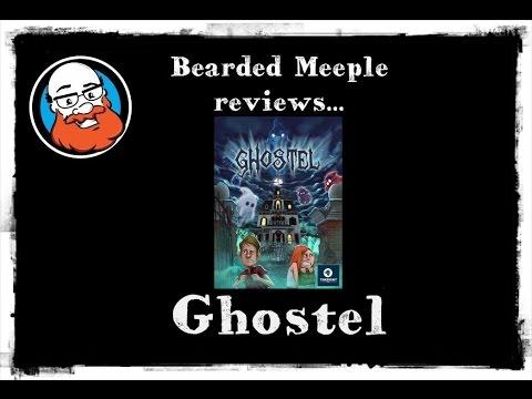 Bearded Meeple reviews Ghostel