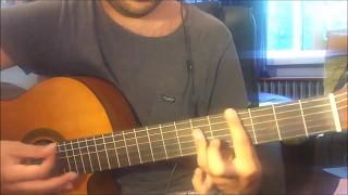 Teoman - Serseri (Cover) / Akor Ve Solo