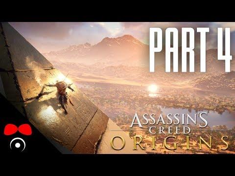 KNIHA MRTVÝCH! | Assassin's Creed: Origins #4