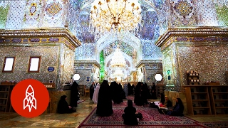 Behold the Shimmering Beauty of Iran