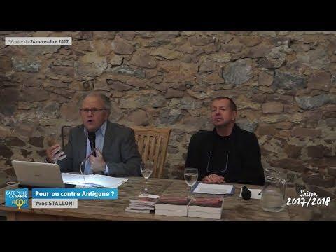 Vidéo de Yves Stalloni