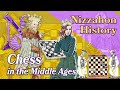 Chess In Medieval Europe Chess History