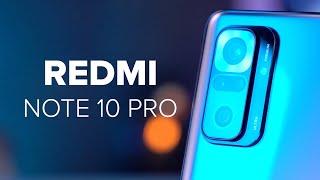 Redmi Note 10 Pro im Test: Die wichtigsten Infos zum günstigen Xiaomi-Handy | [deutsch]