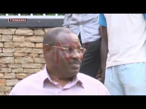 Ebitonotono ebikwata ku Nasser Ntege Ssebaggala