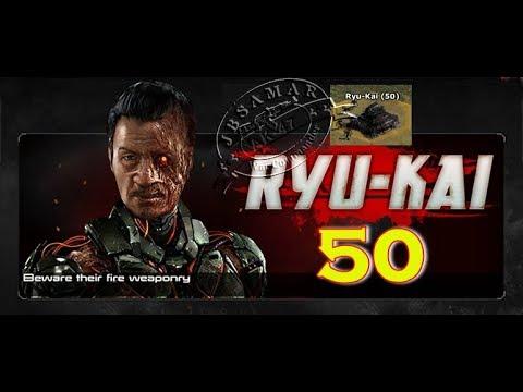 War Commander : Grind Ryu-Kai 50 - Fire Tech
