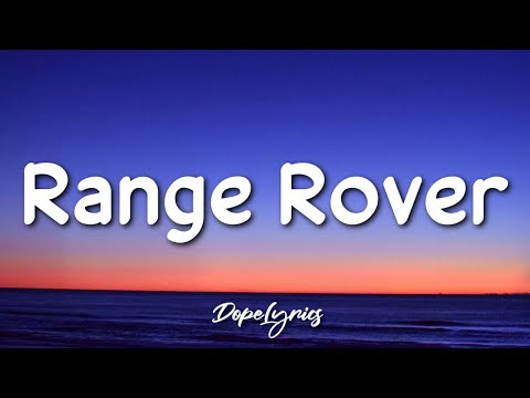 Bazanji - Range Rover (Lyrics) 🎵