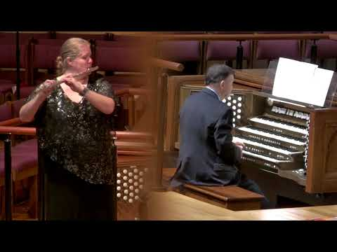 What Child is This? Arranged by Lani Smith with Jerry Fritz on Organ.