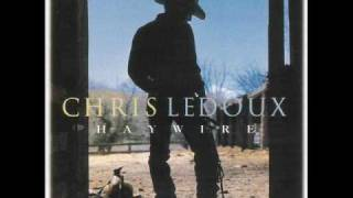 Chris ledoux - Love needs a fool