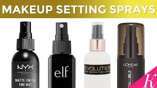 8 Best Makeup Setting Spray Or Makeup Fixer For Long Lasting Makeup In India With Price