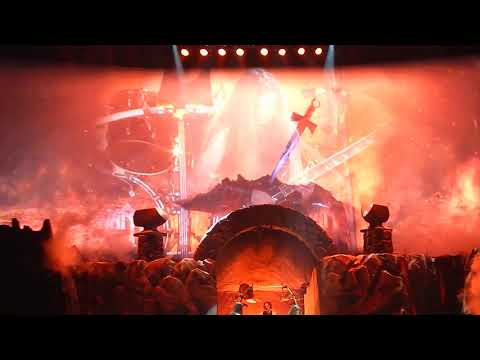 Manowar-Power of Thy Sword-Westfalenhalle Dortmund 30.03.2019