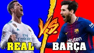 Real Madrid VS Barcellona - Battaglia Rap Epica - Manuel Aski