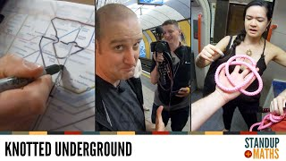 Is the London Underground knotted?