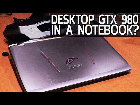 Can a Desktop GTX 980 Work In a Laptop?