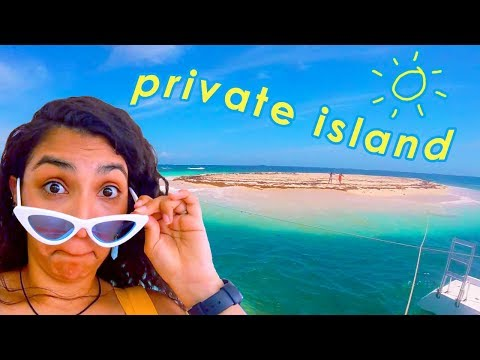 I Went To A Private Island In Jamaica! 🌴☀️