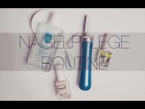 Nagelpflege: Schöne Nägel in 5 Schritten | Anna Frost | WERBUNG