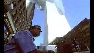 9/11 'They had 2 choices, burn or leap and end it all'