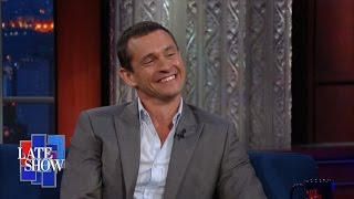 Hugh Dancy Has Some Advice About Starting A Cult