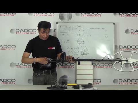 Video Instructivo del Detector de metal Spectra V3i Pro Kit 2°PARTE