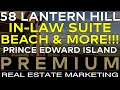 Prince Edward Island Real Estate North Rustico 58 Lantern Hill Beaches |...