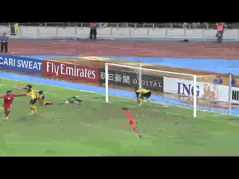Malaysia Vs Bahrain: - Asian Qualifiers 2012, (Round 3 -Match day 3)