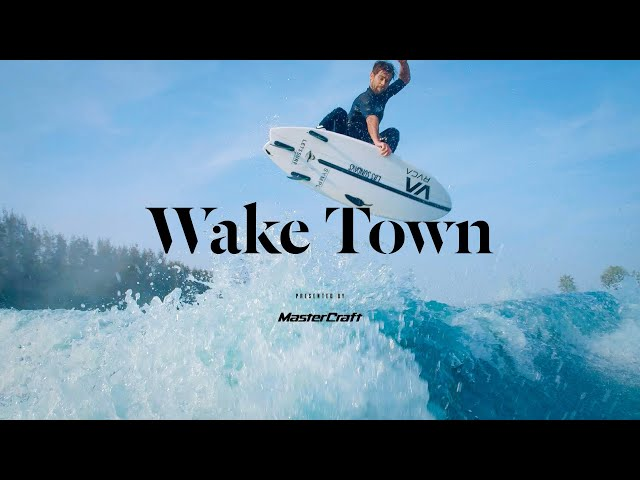 Is This The Most Rippable Boat Wake in the World? | SURFER X Mastercraft Boats