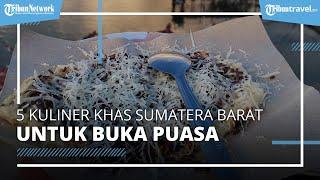 Rekomendasi 5 Camilan khas Sumatera Barat untuk Takjil Buka Puasa, Cicipi Manisnya Puluik Manih