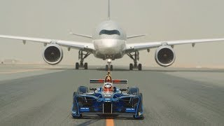Formula E and Qatar Airways Head-to-head in Doha in new partnership!
