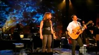 """Adam Cohen & Serena Ryder, """"Hey That's No Way To Say Goodbye"""""""