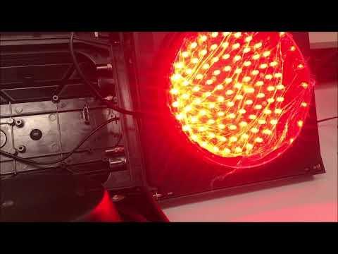 Conexión de Semáforo PROLIGHT-LED