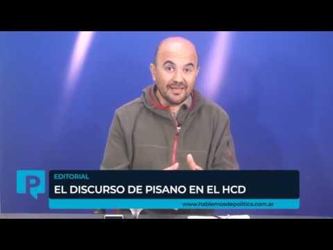 HABLEMOS DE POLITICA - PROGRAMA 8 DE 2019 (25-03-2019)