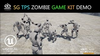 how to make a zombie survival game in unreal engine 4 - मुफ्त