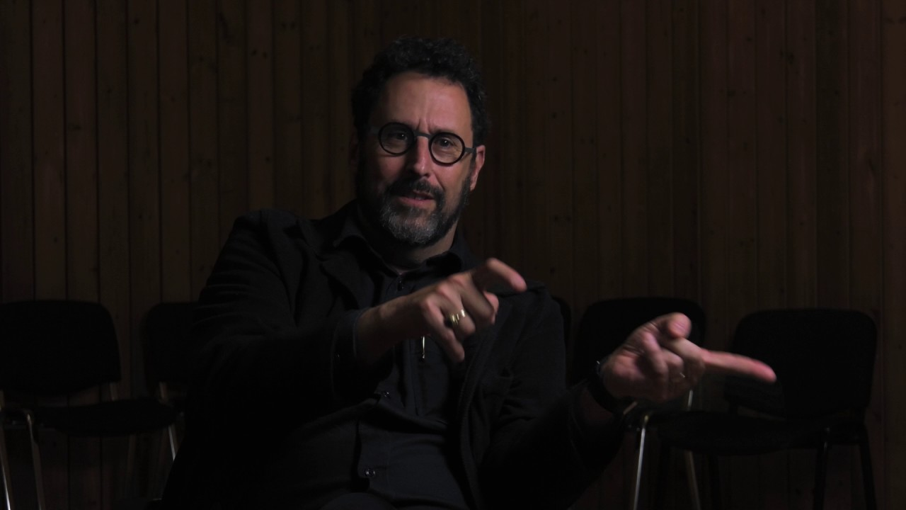 Tony Kushner on the play's two parts