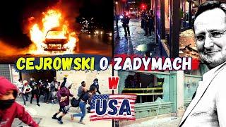 SDZ74/3 Cejrowski o sytuacji w USA 2020/8/31 Radio WNET