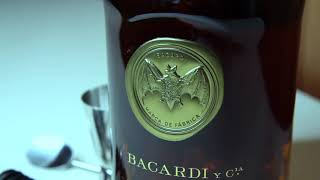 HOLIDAY GIFTS FOR HIM: BACARDI RUM GRAN RESERVA DIEZ