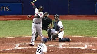 Ortiz belts his 500th career home run