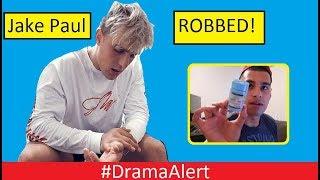 Jake Paul ROBBED & EXPOSED for STD? #DramaAlert Alissa Violet ROASTED by Jake Paul!