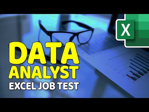 Excel Interview Questions For Data Analyst - YouTube