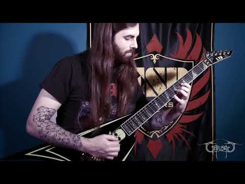"Crepuscle - ""Shattered Sanctum"" (Guitar Playthrough)"
