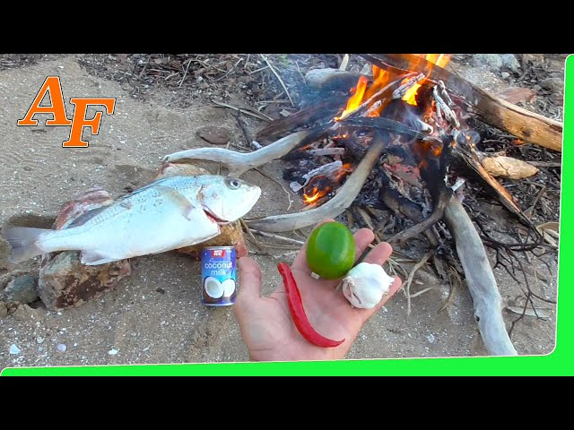 Seafood Delight Catch n Cook Chili Lime Fish EP.358