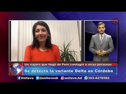 Confirman 14 casos de la variante Delta en Córdoba