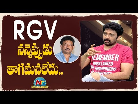 Actor J D Chakravarthy Talk About RamGopal Varma