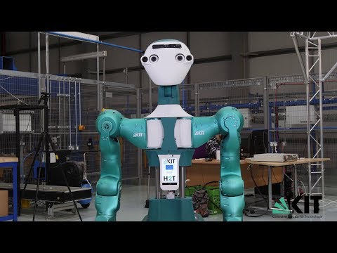 Prototype of robot maintenance assistant