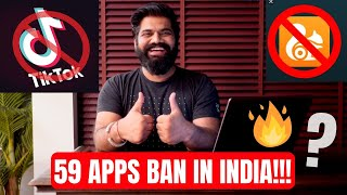 TikTok BAN In India - Government Bans 59 Apps in India - TikTok Game Over🔥🔥🔥 - Download this Video in MP3, M4A, WEBM, MP4, 3GP