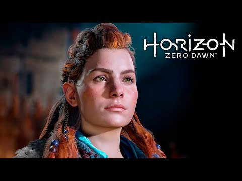 Horizon Zero Dawn - Pelicula Completa en Español HD 1080p PS4 | La Leyenda de Aloy (Game Movie 2017)