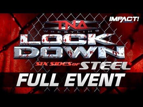 Lockdown 2009: FULL PAY-PER-VIEW!   IMPACT Wrestling Full Events