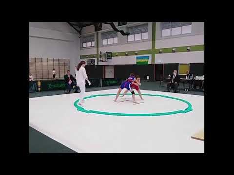 Zawodnicy Olimpika Suwałki na mistrzostwach makroregionu w sumo