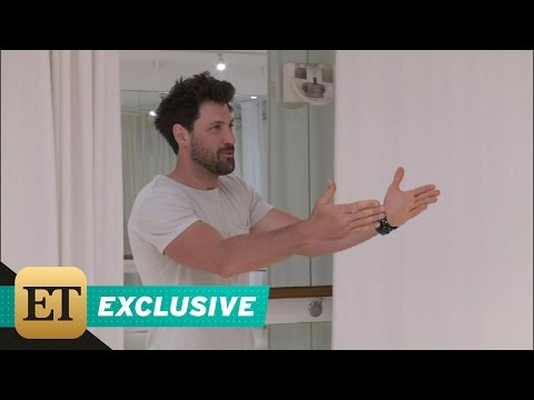 Maksim Chmerkovskiy Returns to 'DWTS' After Elimination: Watch!