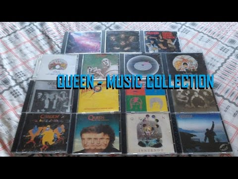 Queen - Complete Album Collection - Top 15 Queen Albums List